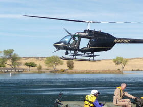 BCSO H1 at Oroville Forebay